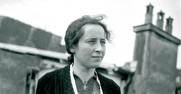 Courtesy of the Hannah Arendt Private Archive / zeitgeistfilms.com